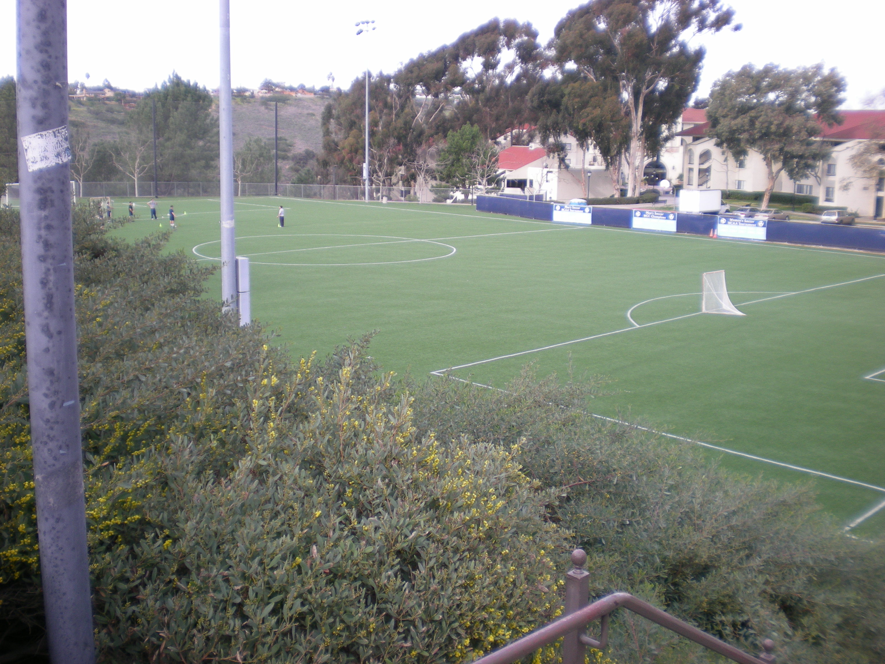 Valley Field & Mission Complex