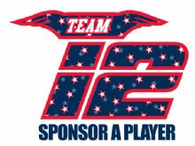 Sponsor a Team12 Player