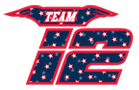 TEAM12 Lacrosse Logo